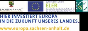 Europaeischer Landwirtschaftsfonds fuer die Entwicklung des laendlichen Raums  ELER © https://europa.sachsen-anhalt.de/esi-fonds-in-sachsen-anhalt/ueber-die-europaeischen-struktur-und-investitionsfonds/eler/