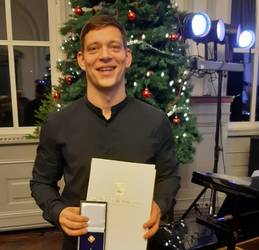 Hoffmann Christian Auszeichnung