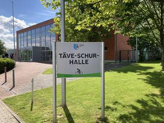 Täve-Schur-Halle © Landkreis Jerichower Land