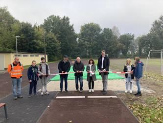 Genthiner Sekundarschule erhält neue Sportanlage