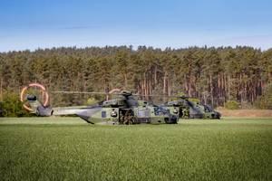 Mehrzweckhubschrauber NH 90 © Bundeswehr ©Bundeswehr