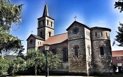 Kirche in Gerwisch © Gemeinde Biederitz