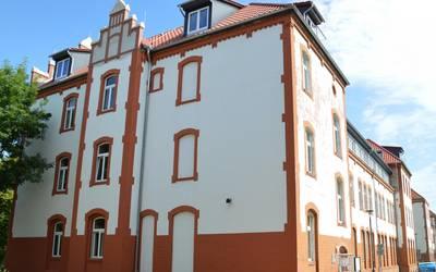Verwaltungsgebäude Alte Kaserne 9 in Burg