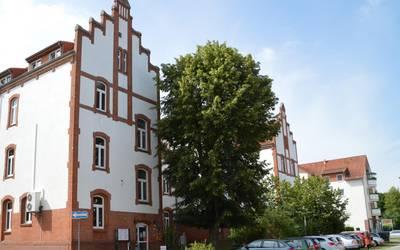 Verwaltungsgebäude Alte Kaserne 4 in Burg