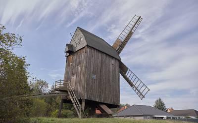 Bockwindmühle Mützel © MD TV EBH, Thomas Lein