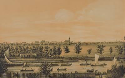 Kanal Genthin 1860 © Landkreis Jerichower Land