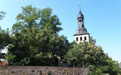 Dorfkirche St. Petri © Ev. Pfarramt Leitzkau
