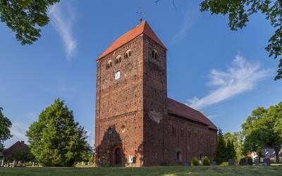Dorfkirche Redekin © Christian Greuel