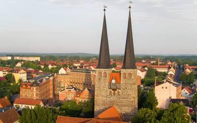 Unterkirche St. Nicolai © Stadt Burg