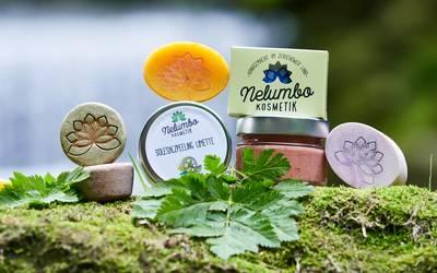 Nelumbo Kosmetik aus Parey © Nelumbo
