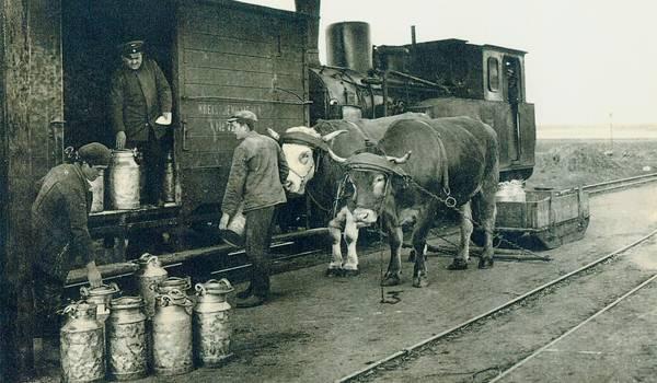 175 Jahre Eisenbahngeschichte
