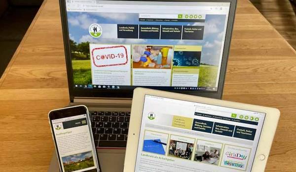 Herzlich Willkommen auf der neuen Webseite des Landkreises Jerichower Land