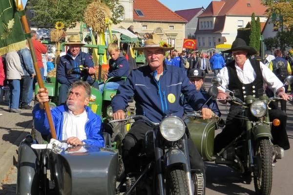 Stegelitzer Erntedankfest 2018 © Gerd Bathge
